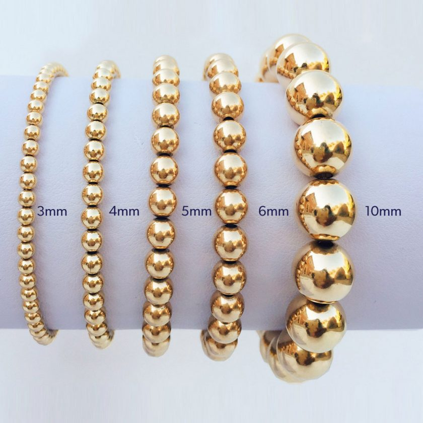 Yellow Gold Filled 5mm